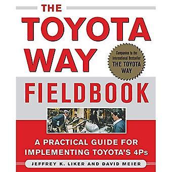 Den Toyota Way Fieldbook: En praktisk vägledning för genomförandet av Toyotas 4Ps