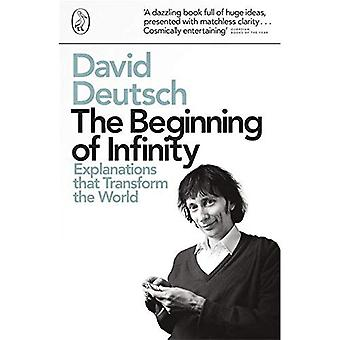 O início do infinito: explicações que transformar o mundo