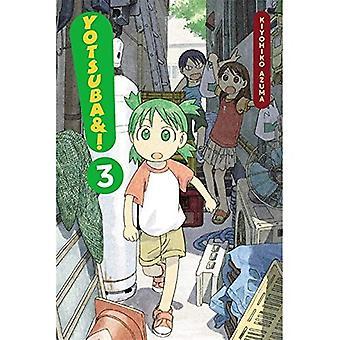 Yotsuba &!: v. 3