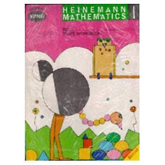 Heinemann Maths 1 forme classeur 8 Pack: Forme classeur année 1
