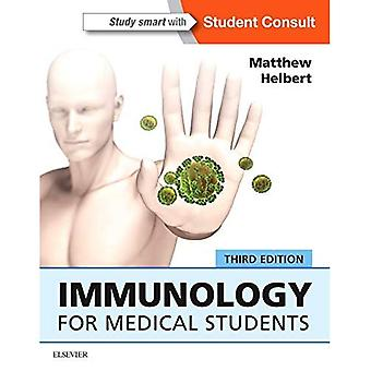 Immunology for Medical Students, 3e