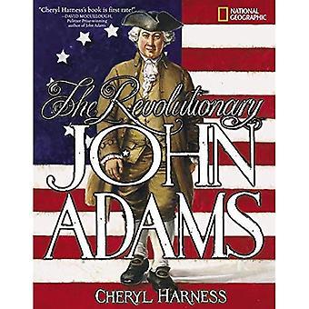 Der revolutionäre John Adams