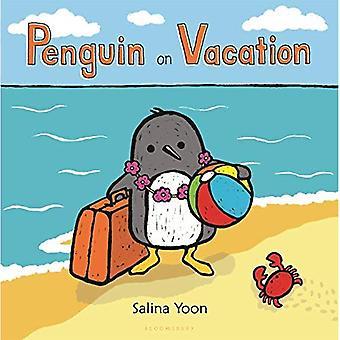 Pingouin en vacances
