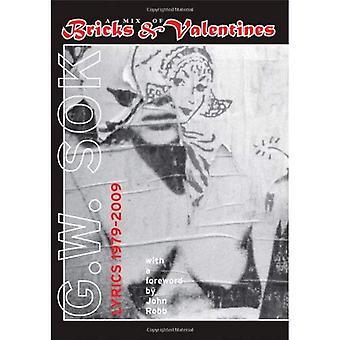 Blandning av tegel & Valentines, A