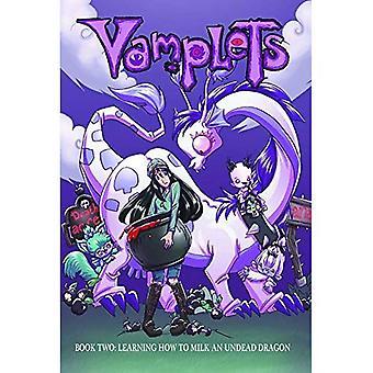 Vamplets: Mareritt barnehage bok 2