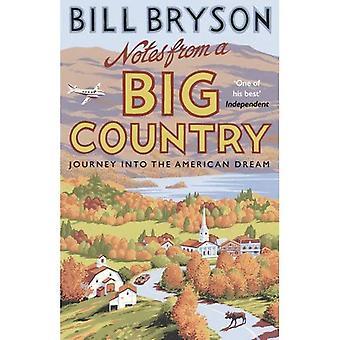 Notes d'un grand pays: Voyage dans le rêve américain (Bryson)
