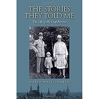 The Stories They Told Me