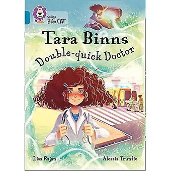 Tara Binns: Pikavauhtia lääkäri: bändi 13/Topaz (Collins Big Cat) (Collins Big Cat)