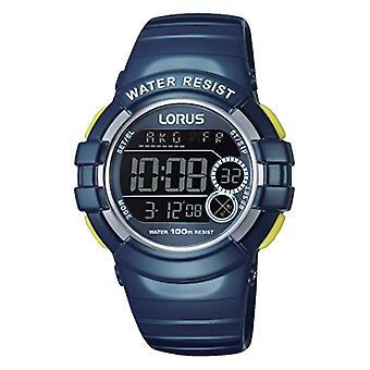 """ساعة اليد """"الساعات لوروس"""" للمرأة الرياضة الرقمية الكوارتز R2315KX9 صور"""