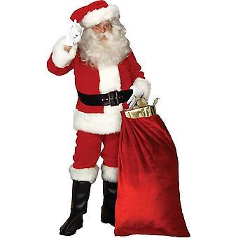 Fabelhafte Santa Erwachsenen Kostüm