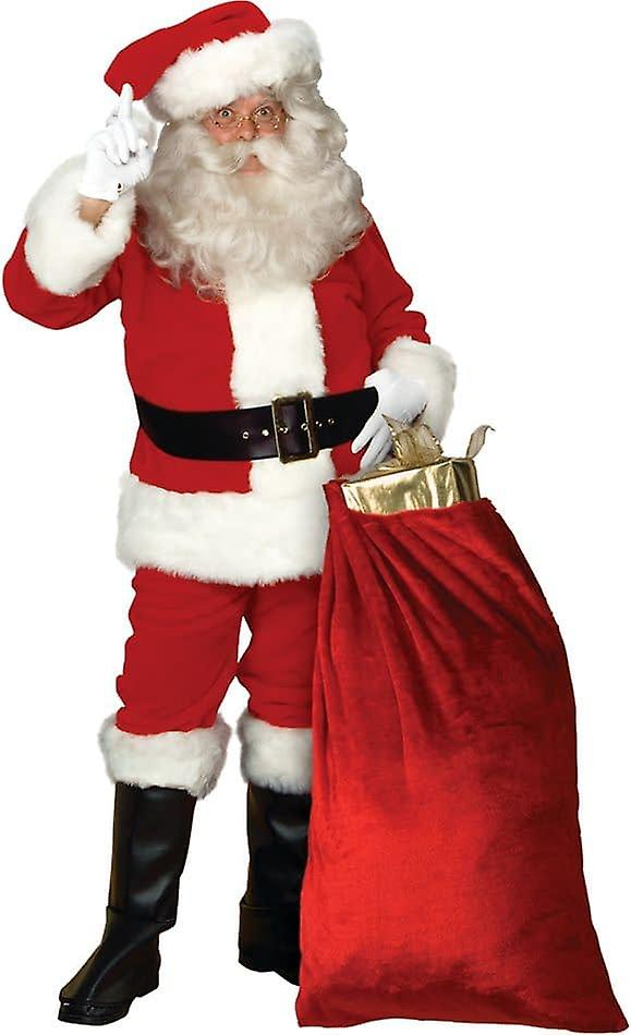 Fabulous Santa Adult Costume