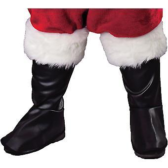 Santa Boot topper