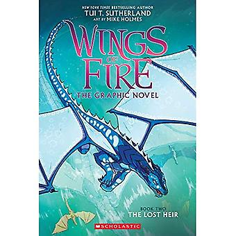 The Lost Heir (Wings of Fire Graphic Novel)