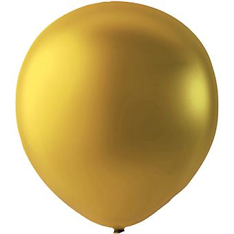 Balloons Gold Metallic 25-pack 30 cm (12 inches)