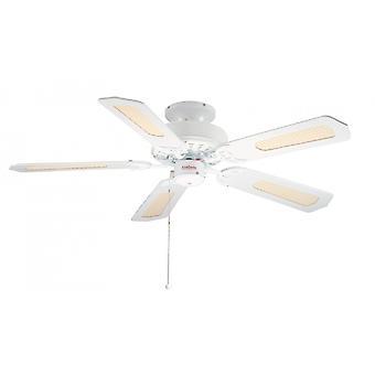 Ventilateur de plafond Fantasia Belaire blanc 107cm/42