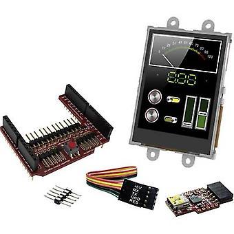 4D Rendszerek PCB tervezőtábla SK-24PTU-AR