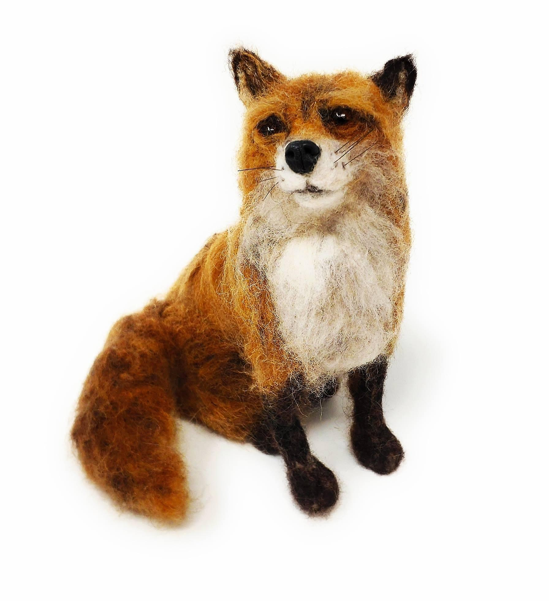 Fabelhaft Herr Foxy Needle Felting Kit