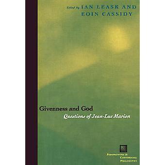 Schwarzschilds und Gott - Fragen von Jean-Luc Marion von Ian Leask - Eoin C