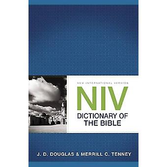 NIV Dictionary of the Bible - 9780310534891 Book
