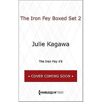 The Iron Fey Boxed Set 2 - The Lost Prince - the Iron Traitor - the Ir