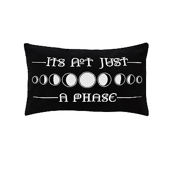 Grindstore It's Not Just A Phase Rectangular Cushion