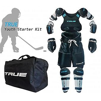 Ice hockey starter set true M16 youth Bambini 6 pieces