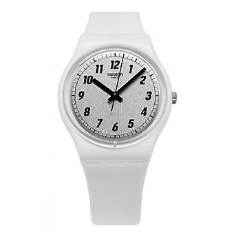 Swatch SOMETHING WHITE Ladies Watch GW194