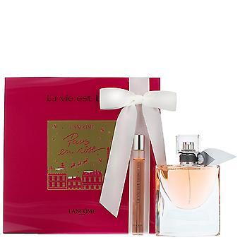 Lancome La Vie Est Belle Gift Set 50ml EDP + 10ml EDP
