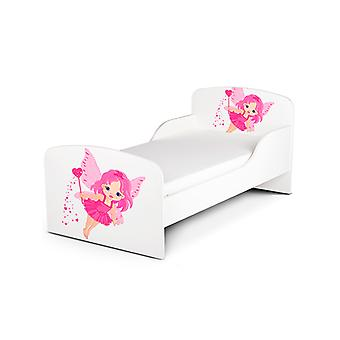 PriceRightHome Fairy stof peuter bed