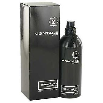 Montale Royal Aoud by Montale Eau de Parfum Spray 3,3 oz (naiset) V728-518250