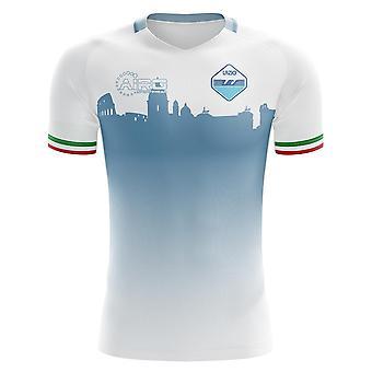2019-2020 Lazio Home concept tricou de fotbal-copii