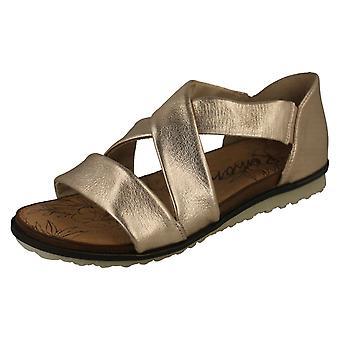 Las señoras retan sandalias de tiras R2755