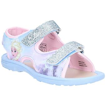 Leomil Kids Frozen Classic Sandals touch fastening shoe