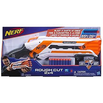 Nerf N-strike Elite, Rough Cut 2x4