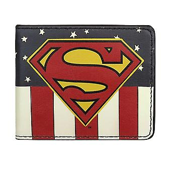 Portefeuille Bi-Fold Superman USA