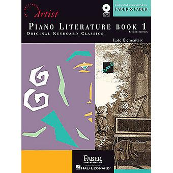 Faber Piano Adventures - Piano Literature - Book 1 by Randall Faber - N