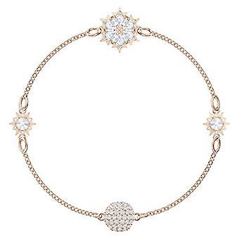 Swarovski Armband geflochtene Frau Plated_Gold - 5512038