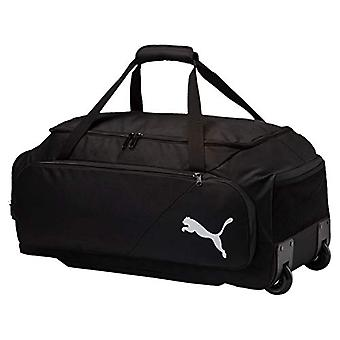 PUMA Liga Medium Wheel Bag - Borsone Unisex ? Adulto - Black - Taglia Unica