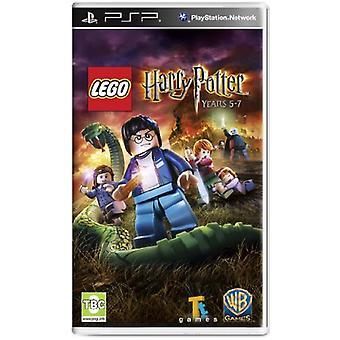 LEGO Harry Potter Years 5-7 (PSP) - New