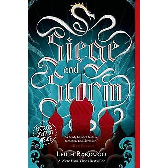 Siege and Storm by Leigh Bardugo - 9781250044433 Book