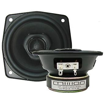Mission CP23-018, 2-way coaxial speaker, 1 pair service goods