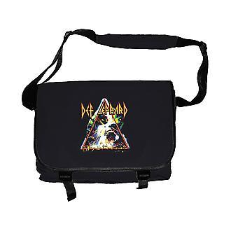 Def Leppard Hysteria Official New Black Messenger Bag