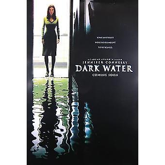 Dark Water (Double Sided Advance) Original Cinema Poster