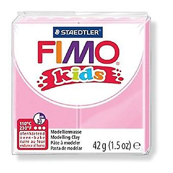 Fimo Kids Modelling Clay, Light Pink, 42 g