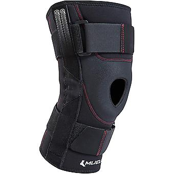 Mueller Patella Estabilizador Knee Brace - Negro