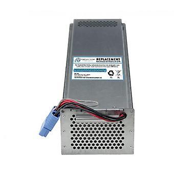 Utskifting UPS batteri kompatibel med APC SLA27