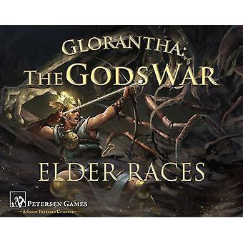 Invecchiare le razze Glorantha La Guerra degli Dei