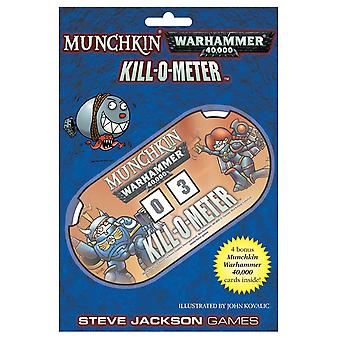 Munchkin Warhammer 40000 Kill-o-Meter