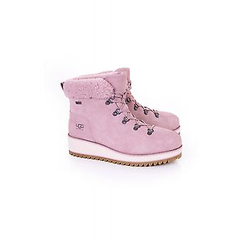 UGG Womens Birch Lace Up Sherling Boot