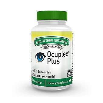 Ocuplex Complex (30 Vegicaps) - Health Thru Nutrition
